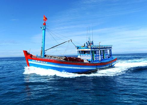 Thế nào là thiết bị định vị tàu thủy, tàu biển, cano, thuyền đánh cá